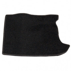 boot board black carpeted