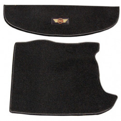 boot board black carpeted + parcel shelf