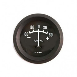 ammeter -60/+60 gauge by tim