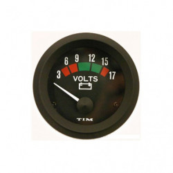 voltmeter gauge by tim