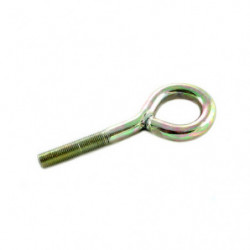 towing eye bolt (for rope use only)