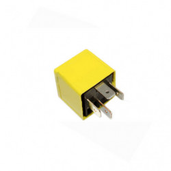 relay yellow multi application single point on