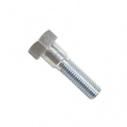 clutch bolt long cover to pressure torque to 16lbs only
