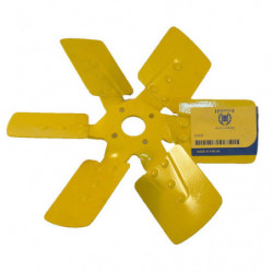fan blade 6 fans in metal for hot climates
