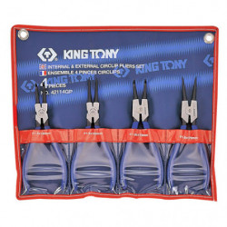 circlip pliers  set (4 pc)