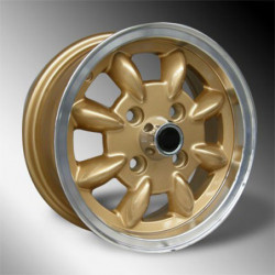 wheel minilight 5x12 gold