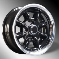 wheel superlight 5x12 black