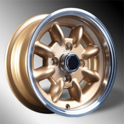wheel superlight 5x12 gold