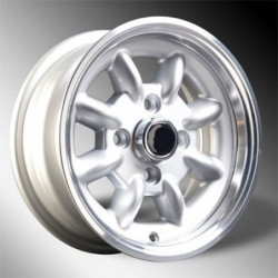 wheel superlight 5x12 silver