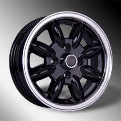 wheel minilight 5x13 black