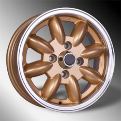wheel minilight 5x13 gold