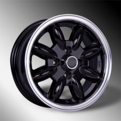 wheel minilight 5.5x13 black