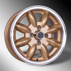 wheel minilight 5.5x13 gold