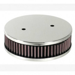 "k&n air filter 1.5"" centre hole"