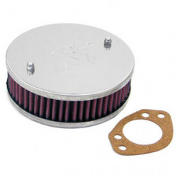 "k&n air filter 1.75"" offset"