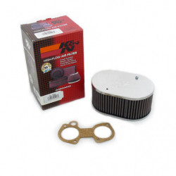 "k&n weber 45 air filter 3.25"" deep"
