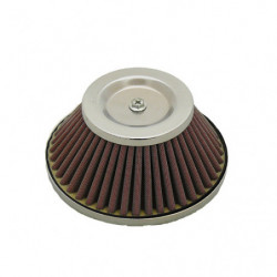 "k&n hs4/h4/hif38 1.5"" cone air filter budget"