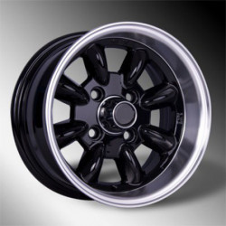 wheel minilight 6x12 black