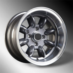 wheel superlight 7x13 gun metal