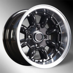 wheel superlight mkii 7x13 black