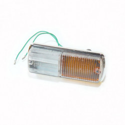 clubman front indicator lamp l/h