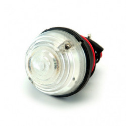 indicator white lamp less bulb 1986-96